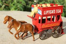 MATCHBOX MOY12-1 LONDON HORSEBUS very good condition 1950s