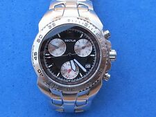 SEKTOR 300 CHRONOGRAPH QUARTZ MENS 42.7mm SAPPHIR GLASS SWISS MADE