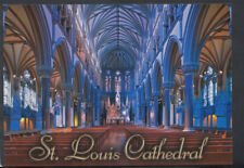 America Postcard - St Louis Cathedral, St Louis, Missouri     RR5153