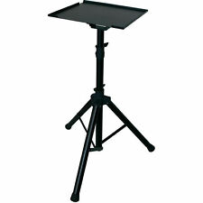 Soundking DF 136 Tripod Laptop Notebook Stand With a Tray Height Angle Adjustable