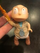 VINTAGE 1998 RUGRATS TOMMY Moving Climbing Rare Tommy Action Figure Working BK