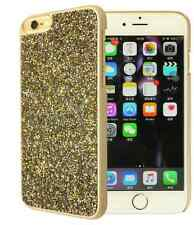 Gray Gold Made with Swarovski Crystals Bling Rhinestone Case Cover iPhone 7/8