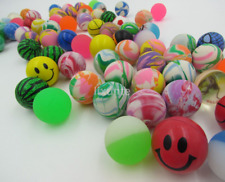 Rubber 10 X Colorful Super Bounce Bouncy Ball Bouncing Superball Party Filler
