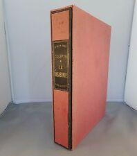 COLETTE / LA VAGABONDE Illustré par BERTHOMME SAINT-ANDRE / 1945 ED NATIONALES