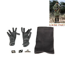 "DID D80132 1/6 German Panzer-Division Das Reich NCO Fredro Gloves For 12"" Figure"