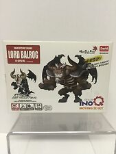 Maple Story - Lord Balrog Moving 3-D Kit