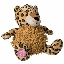 Dog Toy PetRageous Designs SafariRageous Liz The Leopard Chenille Plush Dog Toy