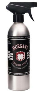 16.9oz MORGAN'S Volume Spray Volumen-Haarspray For Natural Thicker Hair Men's