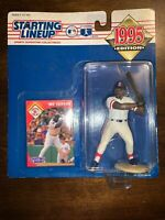 1995 Kenner Starting Lineup Mo Vaughn MLB Baseball Figurine (B66A)