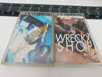 Lot Wreckx-N-Effect Cassettes Wreckx Shop & Knock N Boots Audio Tape Maxi Single