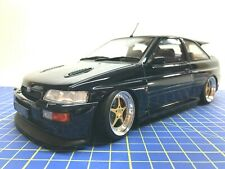 1/18 1992 FORD ESCORT COSWORTH MET. BLUE - MODIFIED - NOREV