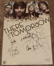 "There For Tomorrow : "" Pages "" Autographed Poster"