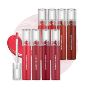 [Rom&nd] ROMAND Glasting Water Tint Glass Shine Glossy Lip 8 Colors 4g
