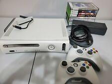 Xbox 360 white console