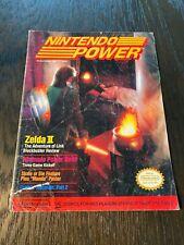 Nintendo Power Volume 4, January/February 1989, Zelda 2 [No Poster]