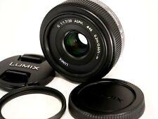 Panasonic Lumix G 1:1.7 20mm Lens* Excellent* #AB13b