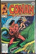 Conan the Barbarian #154 Vf+ 1st Print Marvel Comics