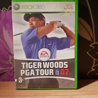 Tiger Woods PGA Tour 07 Microsoft Xbox 360 3+ Golf Game