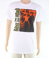 Boyz N The Hood Mens T-Shirt White Size Small S Graphic Tee Crewneck $20- #226