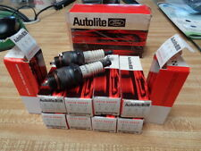 TEN A42 AUTOLITE SPARK PLUG INDUSTRIAL AND MANY MORE  NEW OLD  STOCK J8 CHAMPION