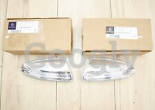 Genuine Mercedes Left & Right Mirrors Turn Singnal Lamps A1649061300 A1649061400