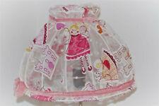 Lampenschirm - Mädhentraum ,rosa und Prinzessin. Als Tischlampe verwendbar.