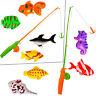 """Grande Magnete - Gioco di Pesca - Impermeabile - """" con 4 & Animali """" - Dr"""