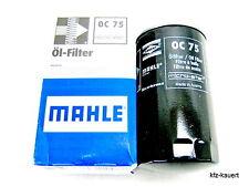 MAHLE FILTRO DE ACEITE OC75 para 924s 944 959 964 Turbo PORSCHE