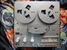 Philips  N 7150 Stereo Vierspur Tonbandgerät  Bedienungsanleitung Top Gepflegt