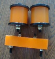 S13 S14 S15 180sx engine mounts & gearbox mount kit SR20 Poly-urethane FIRM!!!!!