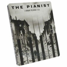 The Pianist [Steelbook] (ohne dt. Ton) [Blu-ray] NEU / sealed
