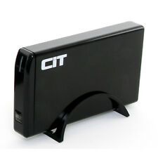 "CiT U35SPA  3.5"" USB 2.0 SATA + IDE Aluminium HDD Enclosure Hard Drive Caddy"