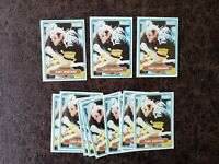 (1) 1980 Topps Football Card #200 Terry Bradshaw - Pittsburgh Steelers
