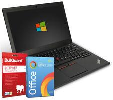 "12,5"" 1080p Lenovo ThinkPad X250 Core i7-5600U 2x 2,6 GHz 8GB 240GB SSD W10P64"