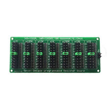 1R- 9999999R Seven Decade Programmable Resistor Board 1R,1% ,1/2 Watt ASS