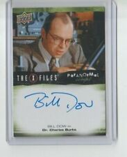 X-Files Ufos and Alien Edition Paranormal Autograph Trading Card Bill Dow