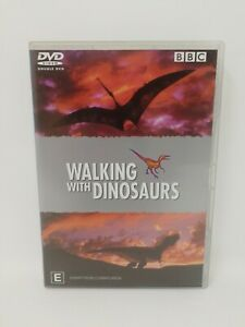 Walking with Dinosaurs - (2 Disc Set) - BBC - ABC - Region 4 DVD