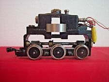 Hornby Dublo 3 Rail Co-Co/Co-Bo Motor Housing Chassis.For spares.