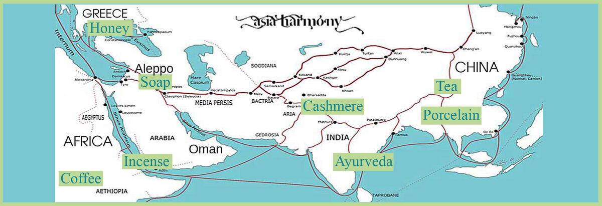 Asia Harmony Lifestyle & Feinkost