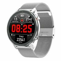 L11 Watch Smart IP68 Waterproof Heart Rate PPG ECG Oxygen Blood Pressure Monitor