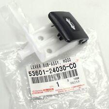 New OEM Toyota Supra Rav4 Lexus ES300 SC430 Black Hood Lock Control Lever Handle