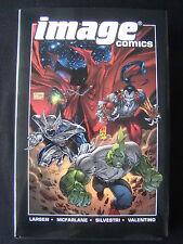 Spawn Image Comics Hardcover Book Signed by Larsen Todd McFarlane Silvestri HC