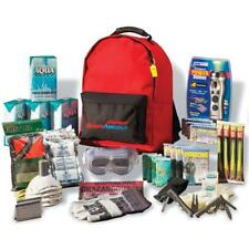 Emergency Kit Survival Hiking Camping Food Water 4 Person Backpack For 3 Days