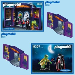 PLAYMOBIL * HAUNTED HOUSE / HALLOWEEN 5638 9307 9312 * SPARE PARTS SERVICE *
