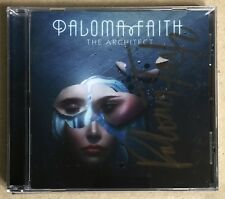 PALOMA FAITH * THE ARCHITECT * SIGNED 15 TRK CD w/ 19 TRK DELUXE CD * SEALED!