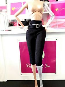 Integrity Toys Poppy Parker Sugar & Spice Sugar's Fashion Black pants with belt