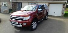 14 Ford Ranger 3.2 TDCi Limited Double Cab Pickup 4x4