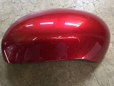 NEW OEM NISSAN JUKE 2011-2014 NISMO RED (NAH) PAINTED MIRROR CAP - DRIVERS SIDE