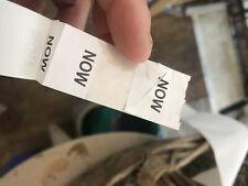 9 Rolls Sale Price Tag Tags Paper label Labels Sticker Gun Gx-2516 1� new retail
