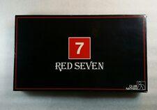 Jeu de Societe : Red Seven de Club Nathan (Jeu de scrabble et stratégie) Complet